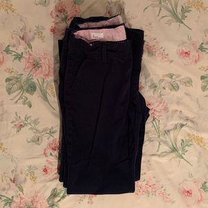 GAP girls uniform pants